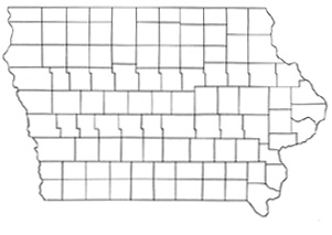 Iowa Counties without Names-icon.jpg (23913 bytes)